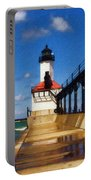 Michigan City Light 1 Portable Battery Charger