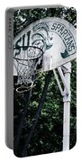 Michigan State Practice Hoop Portable Battery Charger