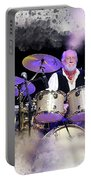 Mick Fleetwood Portable Battery Charger