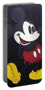 Mickey Mat Portable Battery Charger