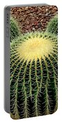 Mickey Mouse Barrel Cactus Portable Battery Charger