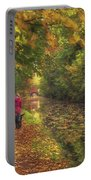 Mid Autumn On The Grand Union No 2 Portable Battery Charger