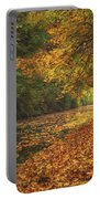 Mid Autumn On The Grand Union No 4 Portable Battery Charger