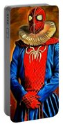 Middle Ages Spider Man Portable Battery Charger