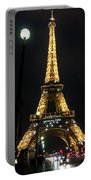Midnight In Paris Portable Battery Charger