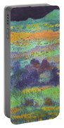 Midnight Prairie Dream Portable Battery Charger