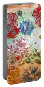 Midsummer Delight Portable Battery Charger