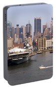 Midtown Manhattan Panorama Portable Battery Charger