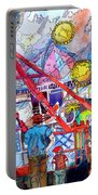 Midway Amusement Rides Portable Battery Charger