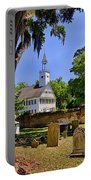 Midway Congregational Church Portable Battery Charger
