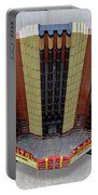 Art Deco Theater Portable Battery Charger