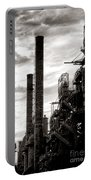Mighty Bethlehem Steel Portable Battery Charger