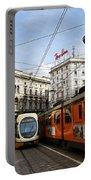 Milan Trolley 4 Portable Battery Charger