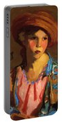 Mildred O Hat Portable Battery Charger