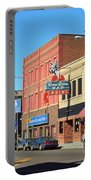 Miles City, Montana - Downtown Casino 2 Portable Battery Charger