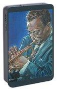Miles Davis Portable Battery Charger