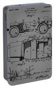 Military Vehicle Body Patent Drawing 1d Portable Battery Charger