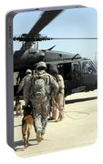 Military Working Dog Handlers Board Portable Battery Charger