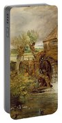 Mill At Gillingham - Dorset Portable Battery Charger by John Constable
