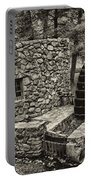 Mill Creek Water Wheel Portable Battery Charger