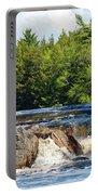 Mill Falls, Kejimkujik National Park, Nova Scotia Portable Battery Charger