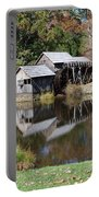 Mill Reflections Portable Battery Charger