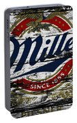 Miller Beer 5b Portable Battery Charger