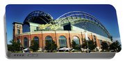 Miller Park - Milwaukee Wisconsin Portable Battery Charger