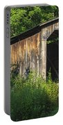 Milton Dye Covered Bridge  Portable Battery Charger