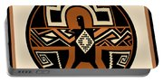 Mimbres Shaman Portable Battery Charger