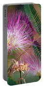 Mimosa's First Blooms Portable Battery Charger