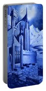 Minas Tirith Portable Battery Charger