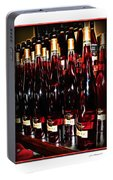 Miner Pink Sparkling Wine Portable Battery Charger