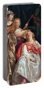Minerva Crowns The Maid Of Leiden Portable Battery Charger