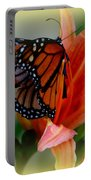 Mingle With A Monarch Portable Battery Charger