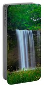 Minneopa Falls Portable Battery Charger