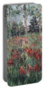 Minnesota Wildflowers Portable Battery Charger