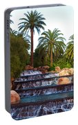 Mirage Waterfall Portable Battery Charger
