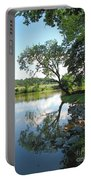 Mirror Image Portable Battery Charger