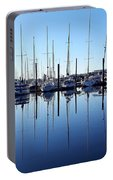 Mirrored Masts  Portable Battery Charger