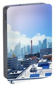 Mirror's Edge Portable Battery Charger