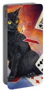 Mischief Kitten Portable Battery Charger