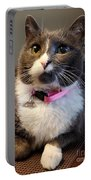 Miss Boots Portable Battery Charger