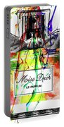 Miss Dior Grunge Portable Battery Charger