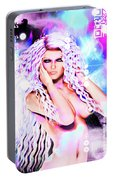 Miss Inter-dimensional 2089 Portable Battery Charger