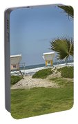 Mission Beach Shelters Portable Battery Charger