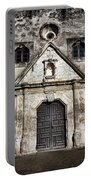 Mission Concepcion Front Portable Battery Charger