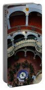 Mission Inn Circular Stairway Portable Battery Charger