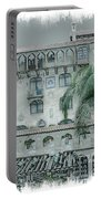 Mission Inn Court Yard Portable Battery Charger