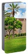 Mission San Gabriel Arcangel, San Gabriel, California Portable Battery Charger